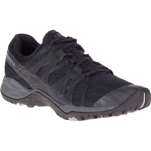 Merrell Womens Siren Hex Q2 E Mesh Shoe Super Black