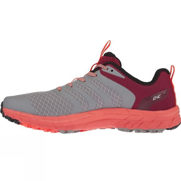 Inov-8 Womens Parkclaw 275 Shoe Grey/ Coral