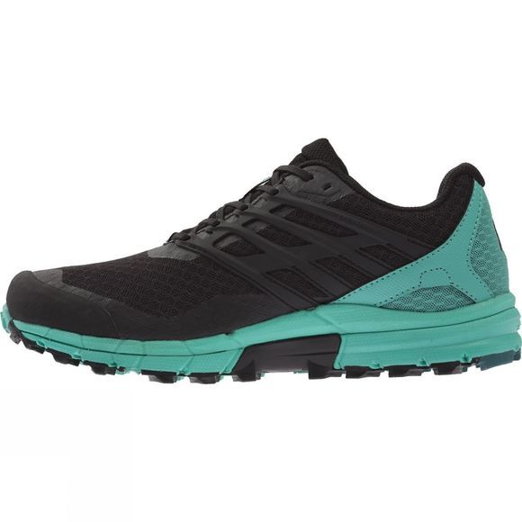 Inov-8 Womens Trailtalon 290 Trail Running Shoe Black/ Teal