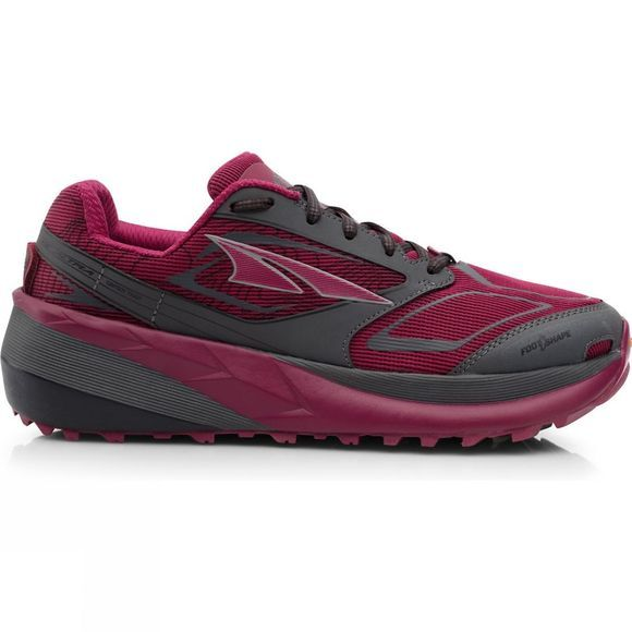 Altra Womens Olympus 3.0 Shoe Gray/Teal