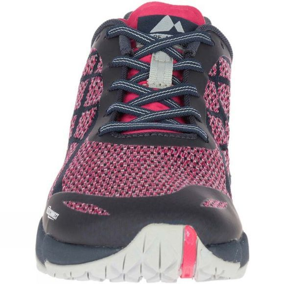 Merrell Womens Bare Access Flex Shield Shoe Neon Vapor