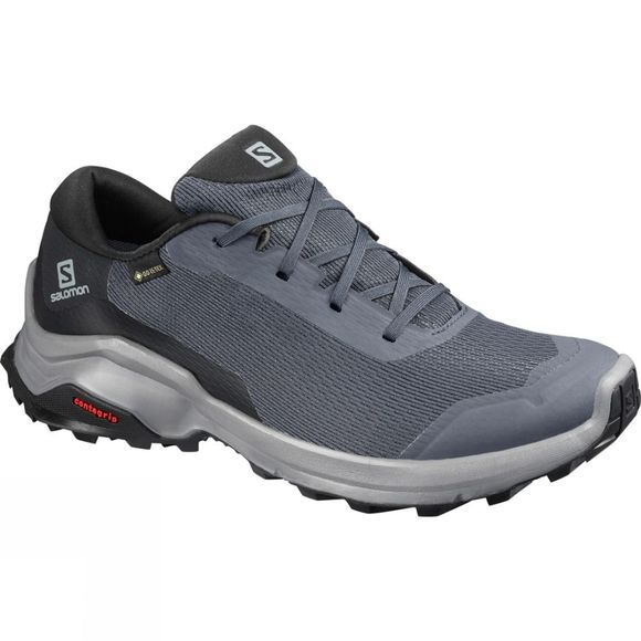 Salomon Womens Reveal GTX Shoe Ebony/Black/Quiet Shade