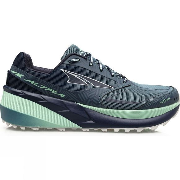 Altra Womens Olympus 3.5 Blue/Green