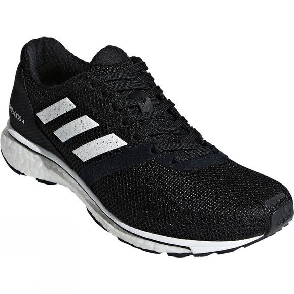 Adidas Womens Adizero Adios 4 core black/ftwr white/core black