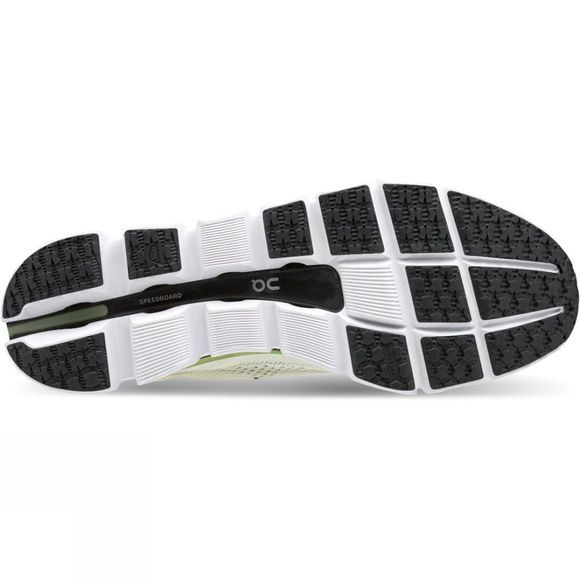 On Women's Cloudboom White/Black