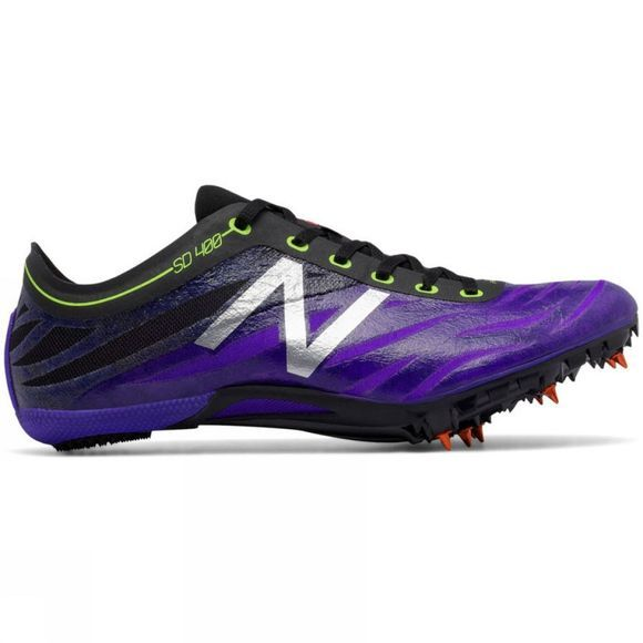 New Balance Womens SD 400 v3 Shoe PURPLE/BLACK