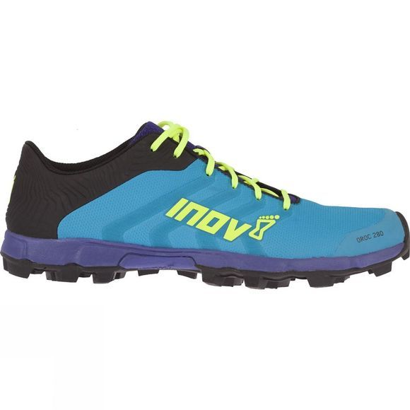 Inov-8 Womens Oroc 280 V2 Trail Running Shoe Blue/ Purple