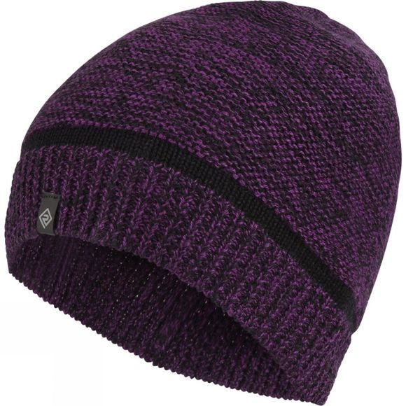 Ronhill Podium Beanie Grape Juice/Black