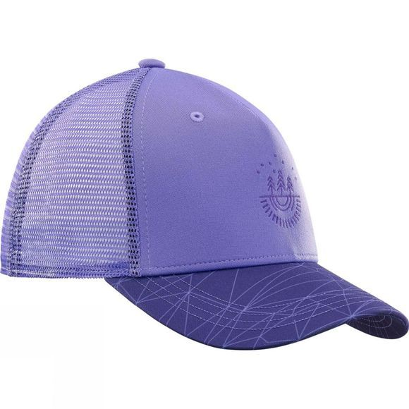 Salomon Womens Mantra Logo Cap Purple Opulence