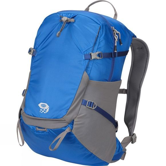 Mountain Hardwear Fluid 24 Rucksack Hyper Blue