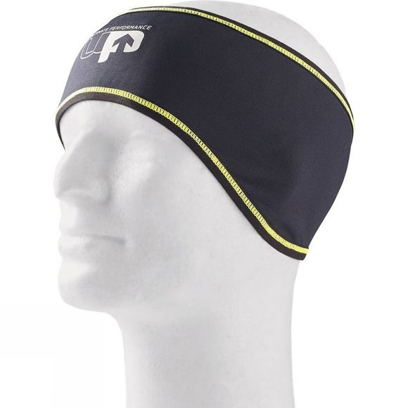Ultimate Performance Ear Warmers Black/Yellow