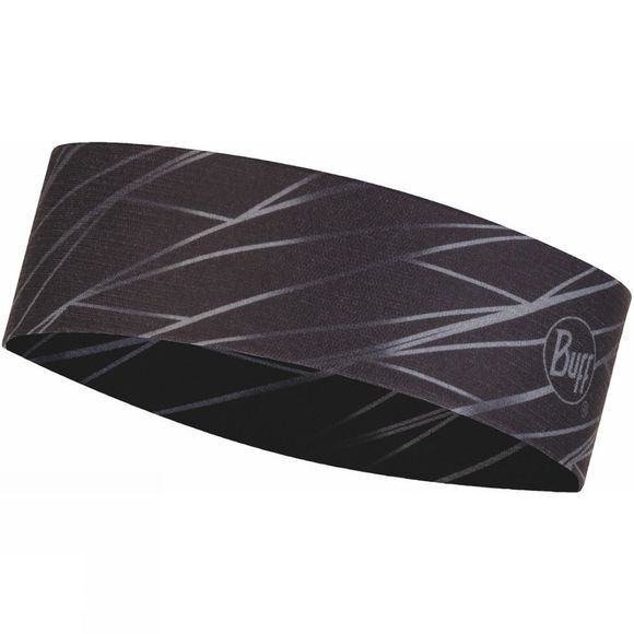 Buff Cool Net UV+ Slim Headband Boost Graphite
