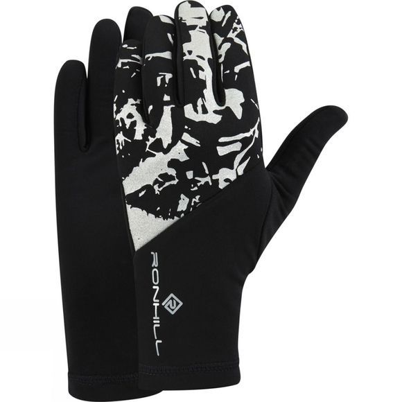 Ronhill Sirius Glove Black/Reflect