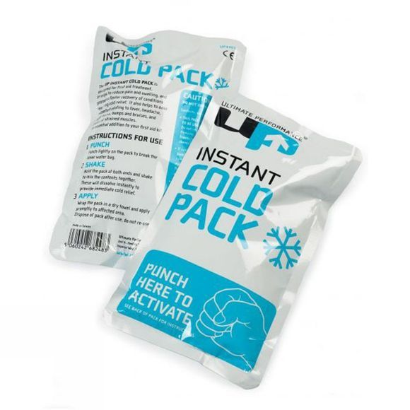 Ultimate Performance Instant Cold Pack White          /Dk Blue