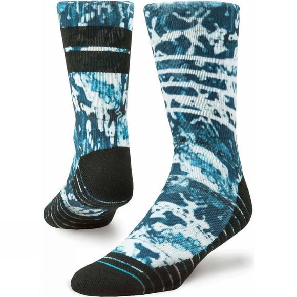 Stance Fusion Atheletic Frostbite Blue