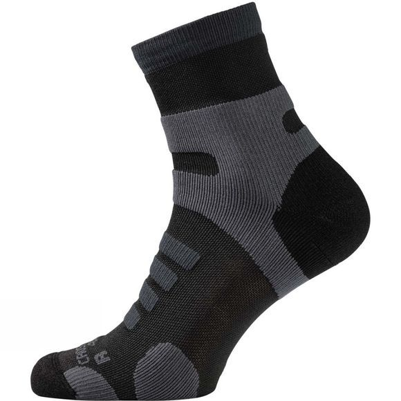 Jack Wolfskin Cross Trail Classic Cut Sock Black
