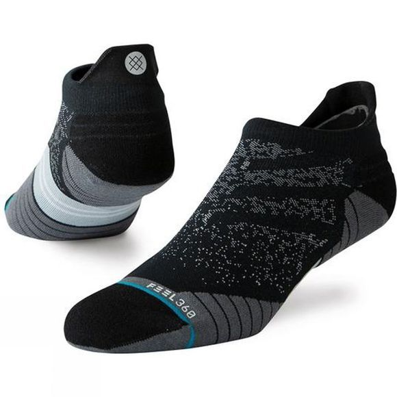 Stance Men's Uncommon Run Tab Black