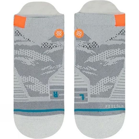 Stance Mens Training Glare Tab GREY