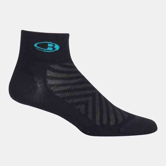 Womens Run+ Ultra Light Mini Sock