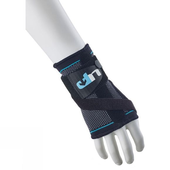 Ultimate Performance Ultimate Performance Advanced Wrist Support with Splint  Black/Blue