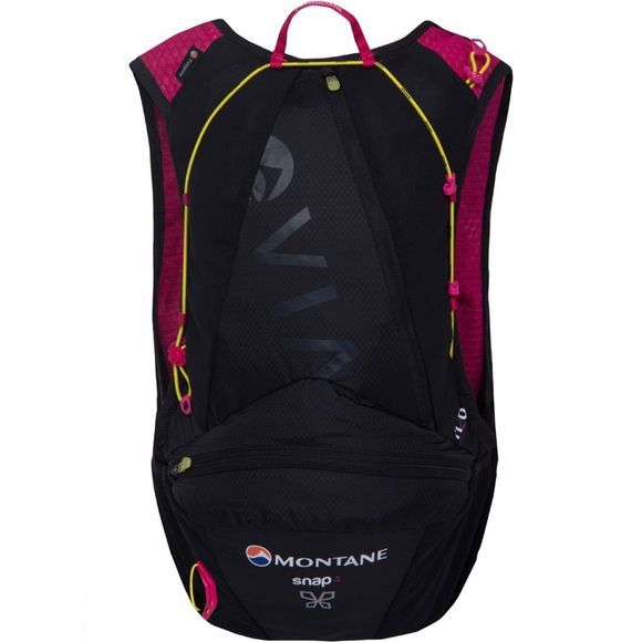 Montane Womens Via Snap 4 Black