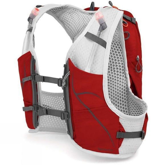 Osprey Duro 6 Hydration Pack Phoenix Red