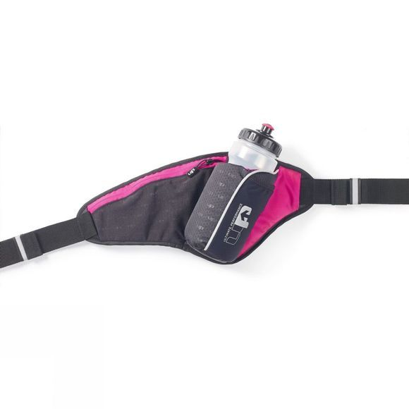 Ultimate Performance Ribble - Hydration Belt Black/Pink