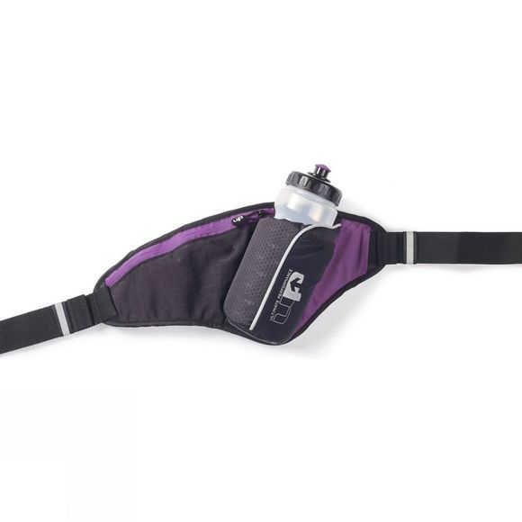 Ultimate Performance Ribble - Hydration Belt Black/Purple