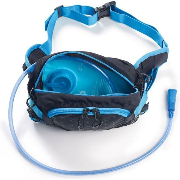 Ultimate Performance Malham 1L Waist Hydration Pack Blue