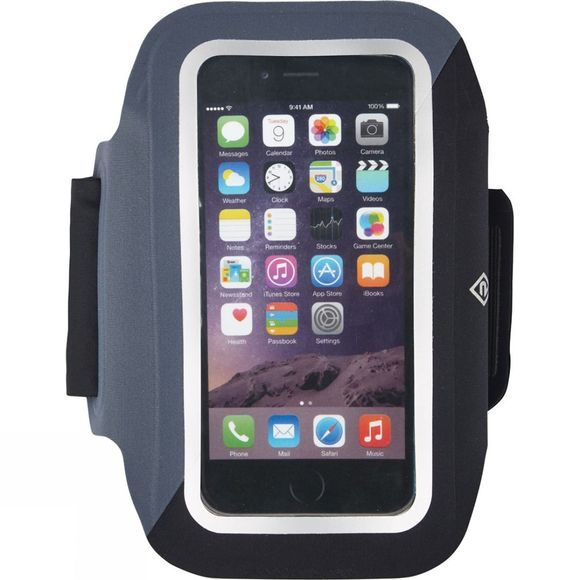 Ronhill Phone Armband Black/Charcoal