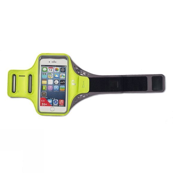 Ultimate Performance Ridgeway Phone Armband Fluo Yellow