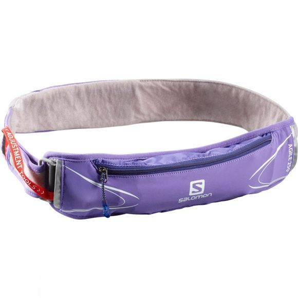 Salomon Agile 250 Belt Set Purple Opulence/Medieval Blue