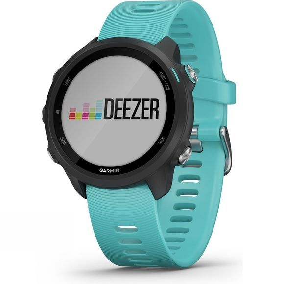 Garmin Forerunner 245 Music Watch Black/Aqua