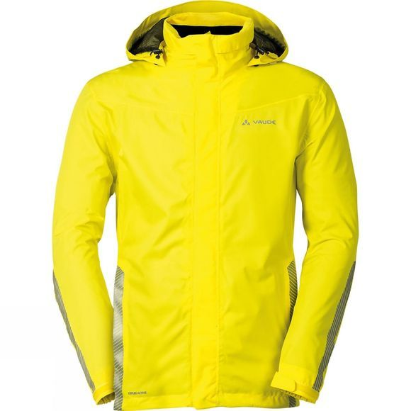 Vaude Mens Luminum Jacket Canary
