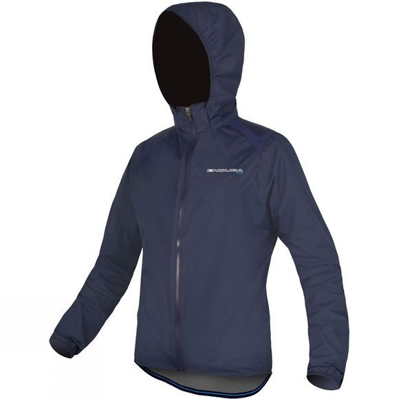 Endura MTR Shell Jacket Navy