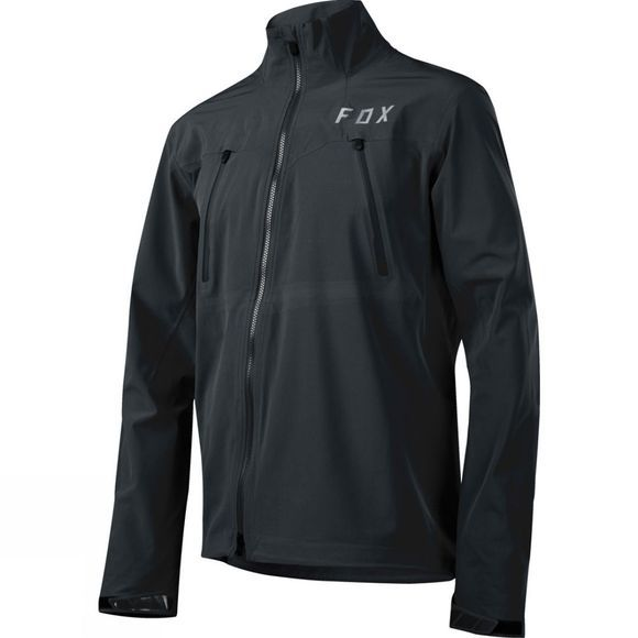Fox Clothing  Mens Attack Pro Water Jacket Black