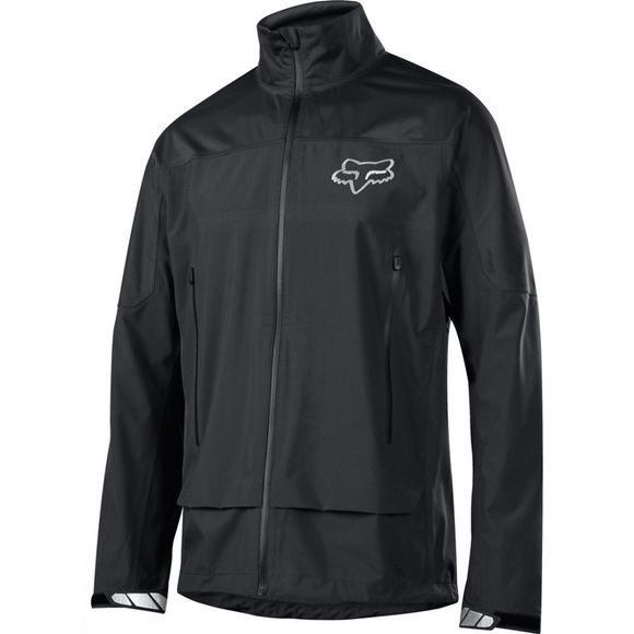 Fox Clothing  Mens Attack Water Jacket Black
