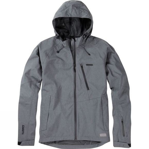 Madison Mens Roam Waterproof Jacket Dark Shadow