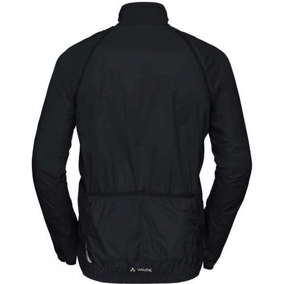 Vaude Mens Windoo Pro ZO Jacket Black