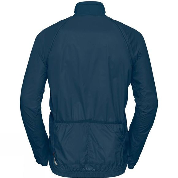 Vaude Mens Windoo Pro ZO Jacket Baltic Sea