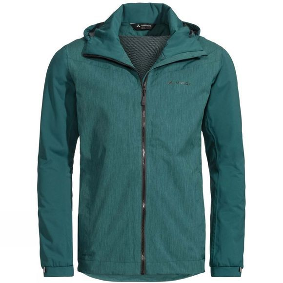 Vaude Men's Cyclist Jacket II Petroleum