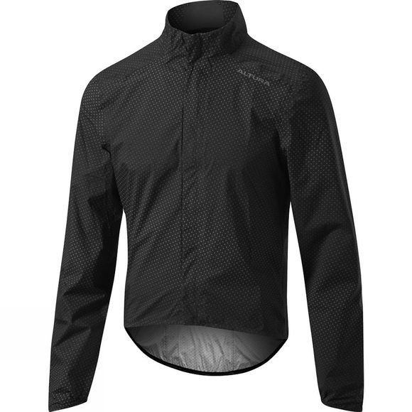 Altura Mens Firestorm Jacket Black