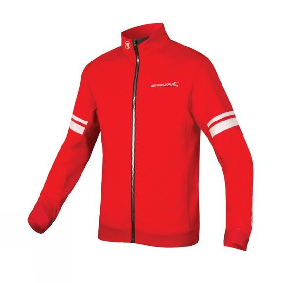 Endura Pro SL Thermal Windproof Jacket Red