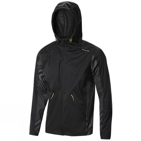 Mens Attack Three\60 Windproof Jacket