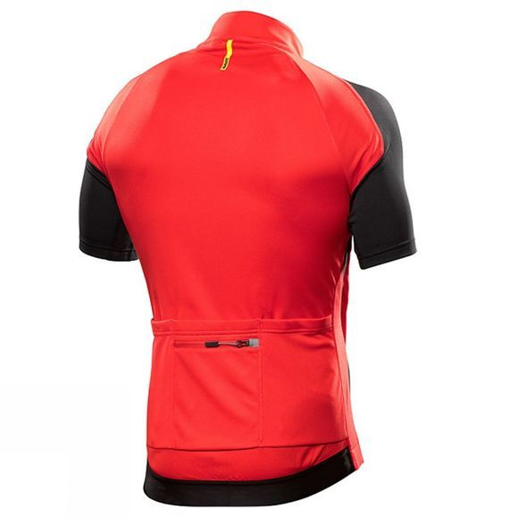 Mavic Cosmic Elite Jersey Fiery Red/Black
