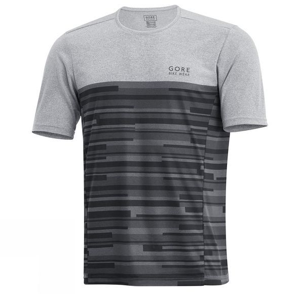 Mens E Stripes T-Shirt