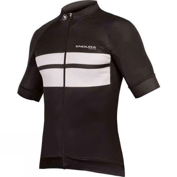 Endura Mens FS260-Pro Short Sleeve Jersey Black