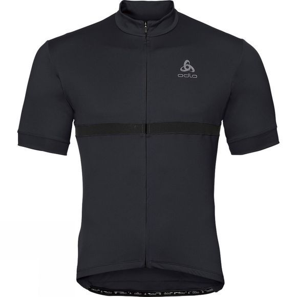 Odlo Fujin Stand-up Collar Short Sleeve Full Zip