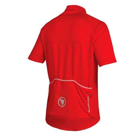 Endura Xtract II Jersey Red