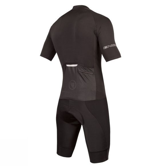 Endura Pro SL Roadsuit (wide-pad) Black